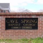 CAVE SPRINGS BAP-1