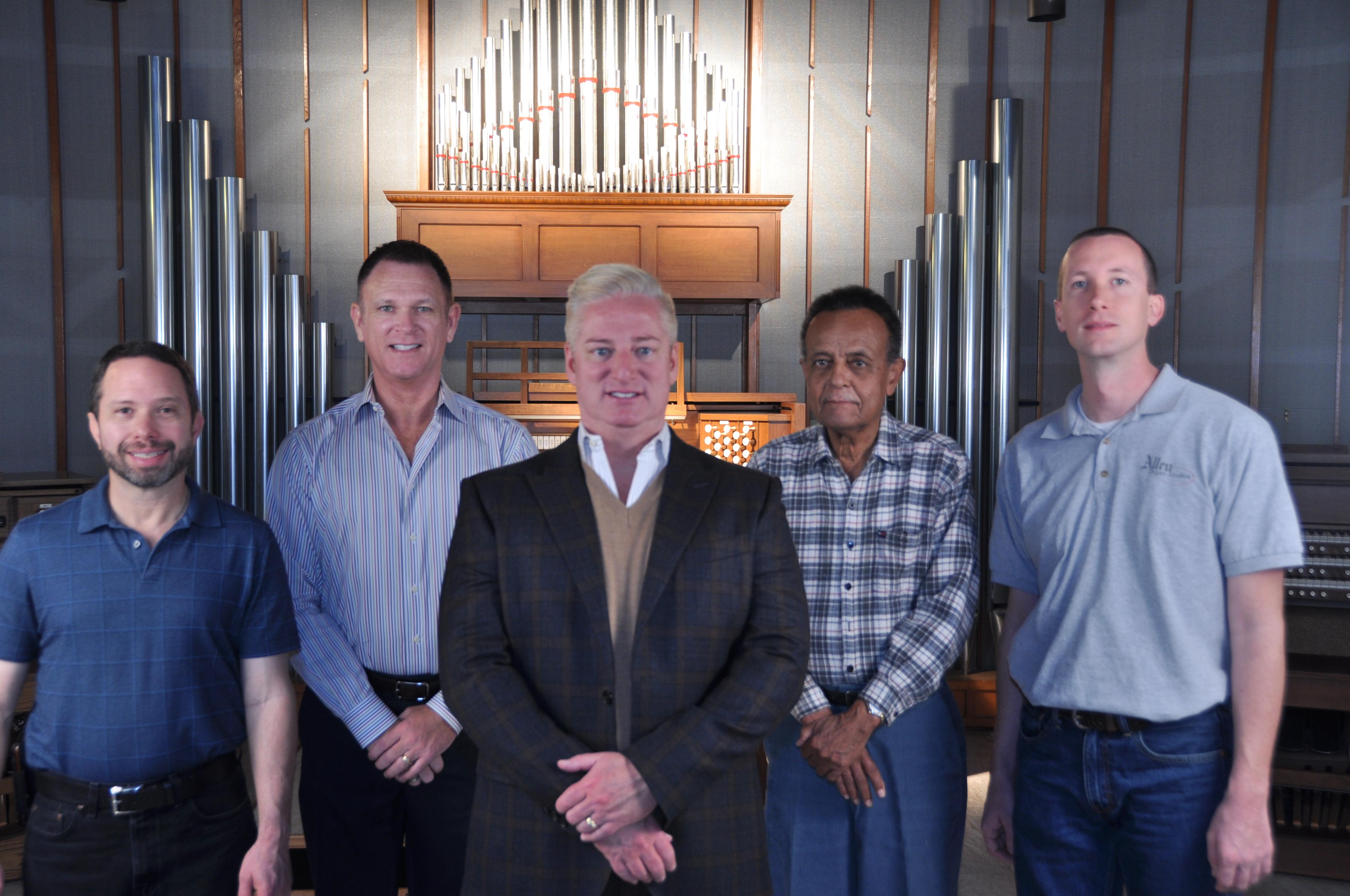 Our Company | Allen Organ Studios