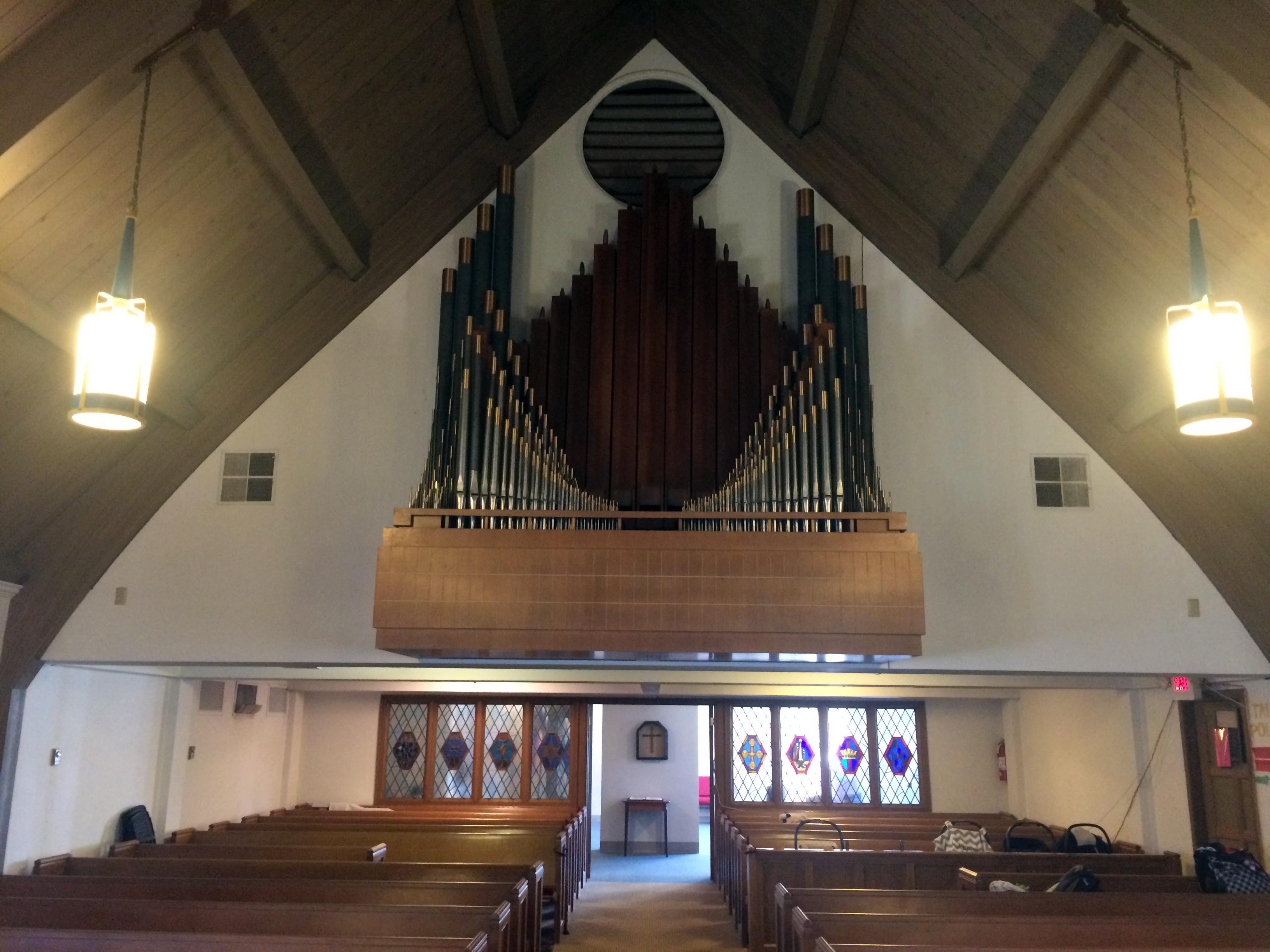 Peachtree Road Lutheran, Atlanta | Allen Organ Studios